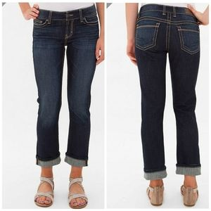Buckle BKE Dakota Stretch Cropped Jean  29